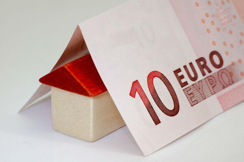 euro casa billete