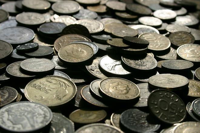 монета деньги