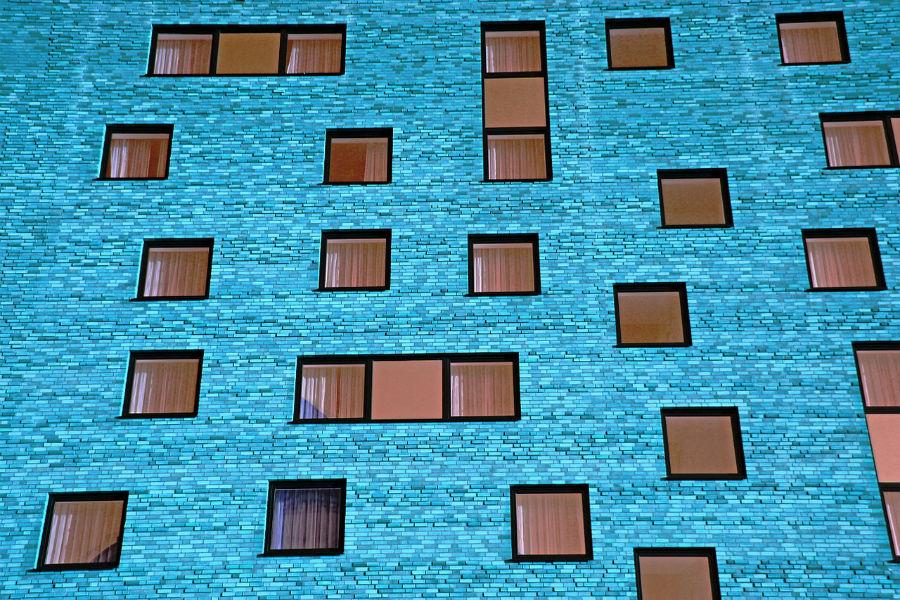 arquitectura ladrillo azul ventas