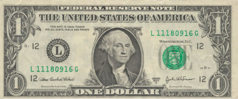 dolar usa reserva federal