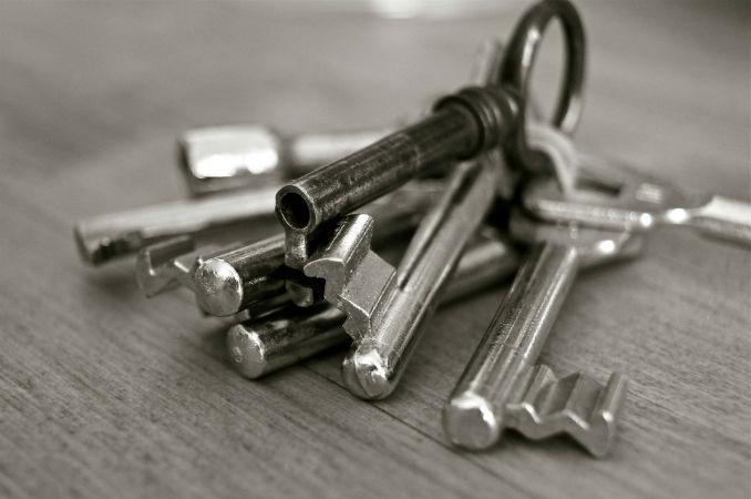 llaves llavero
