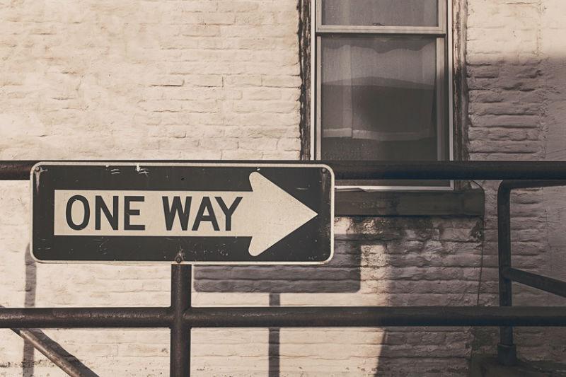 senal one way