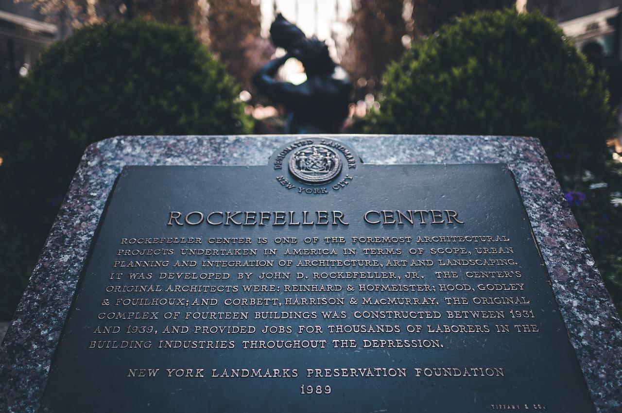 newyork rockefeller centre