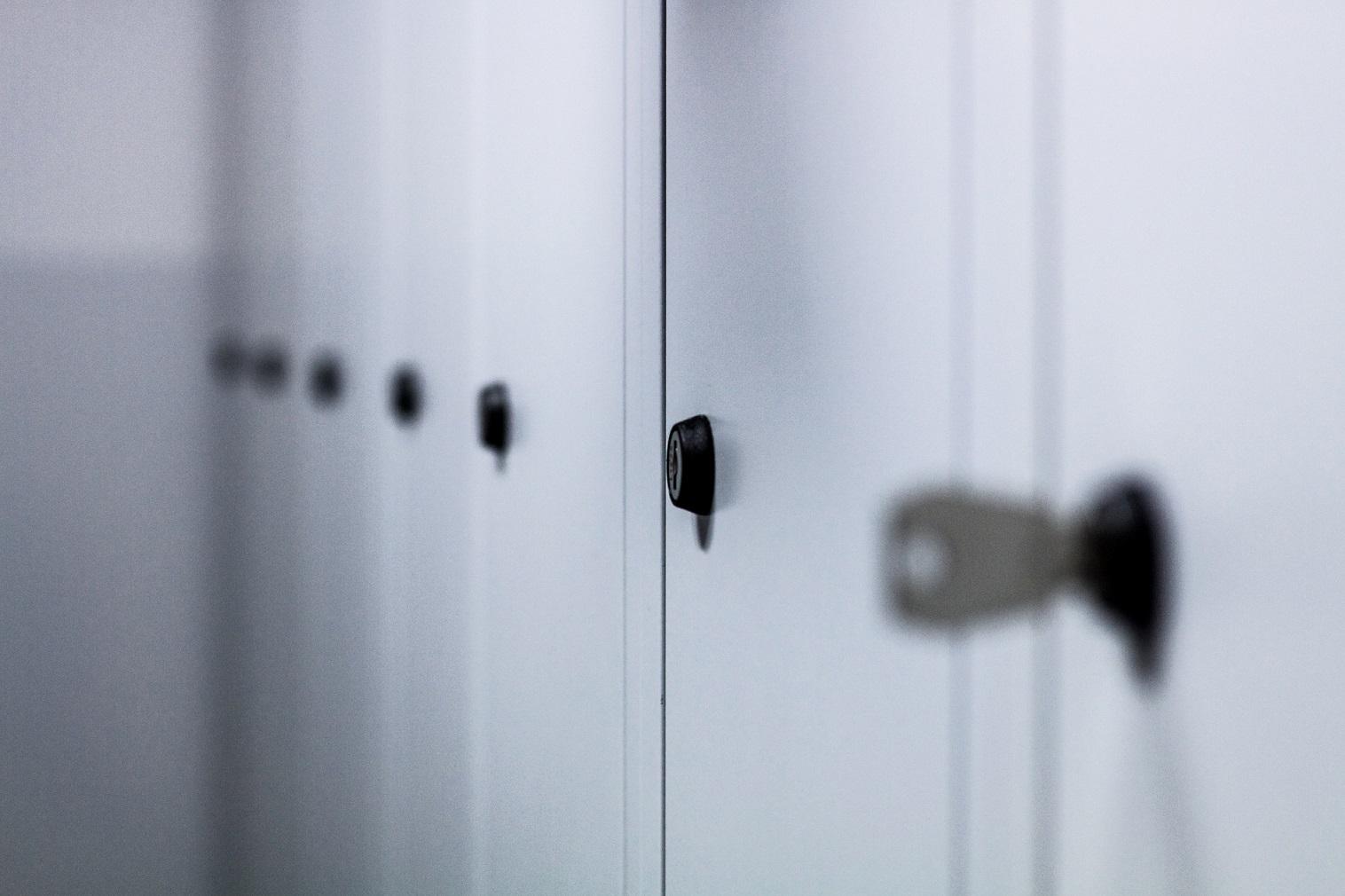 taquilla llave cerrada