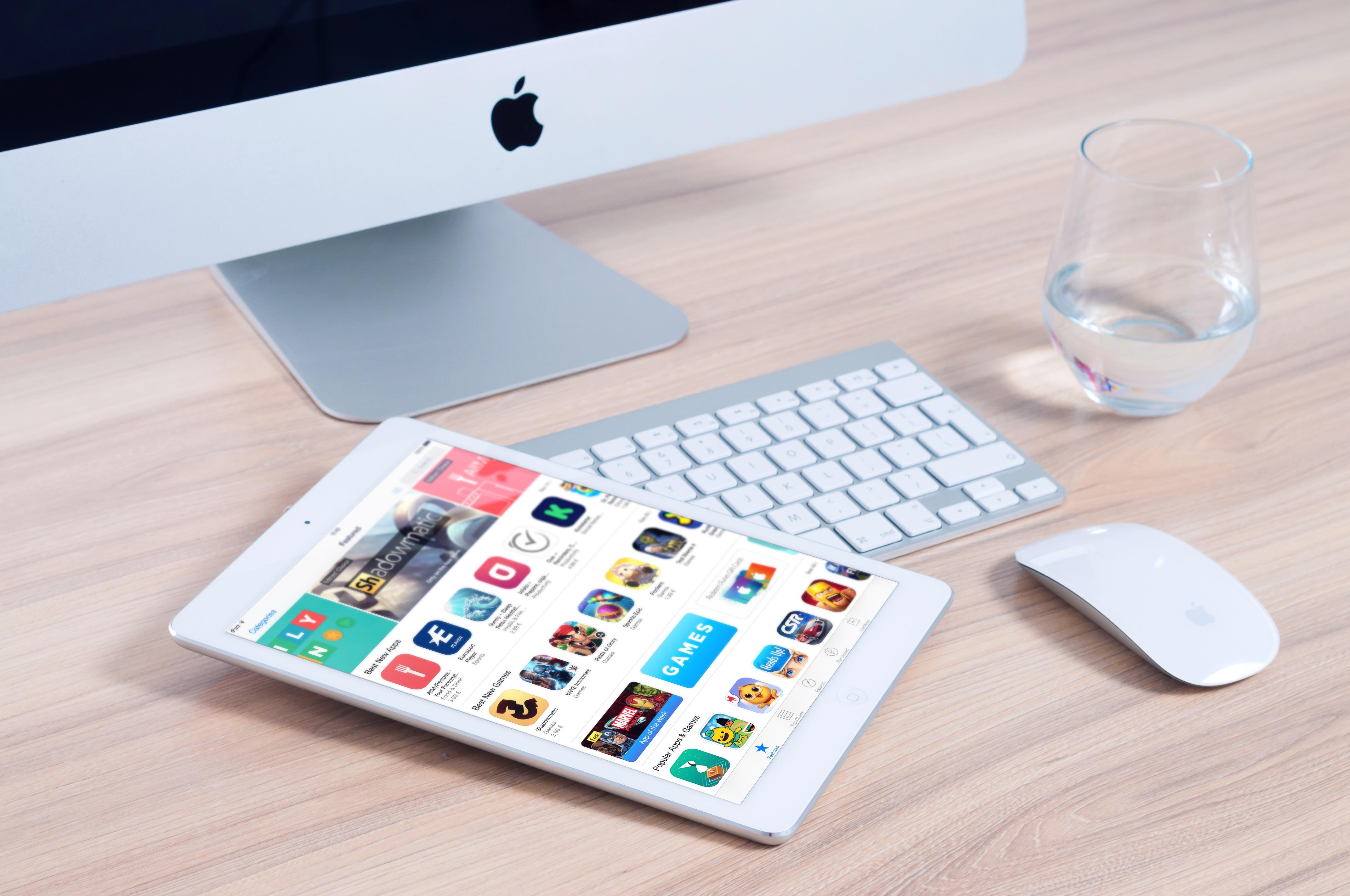 imac app aplicaciones apple