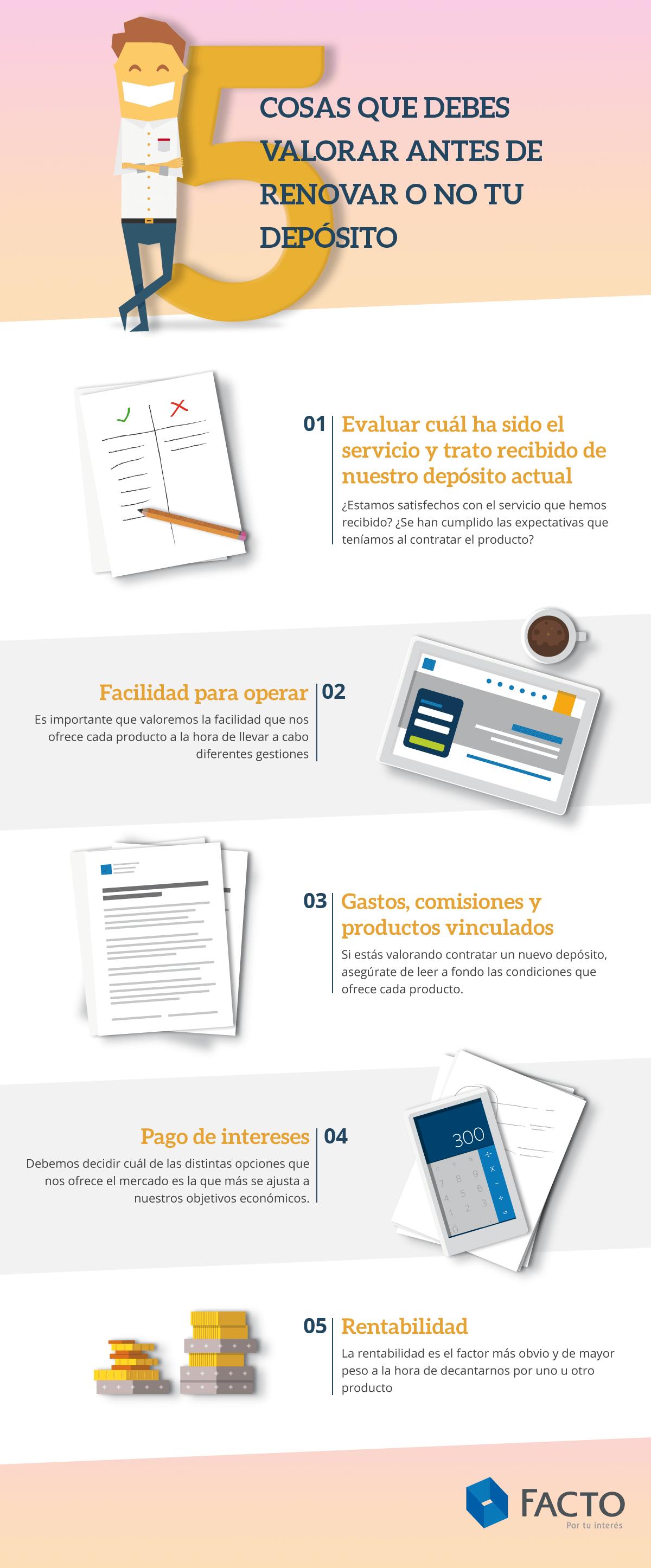 infografia renovar deposito