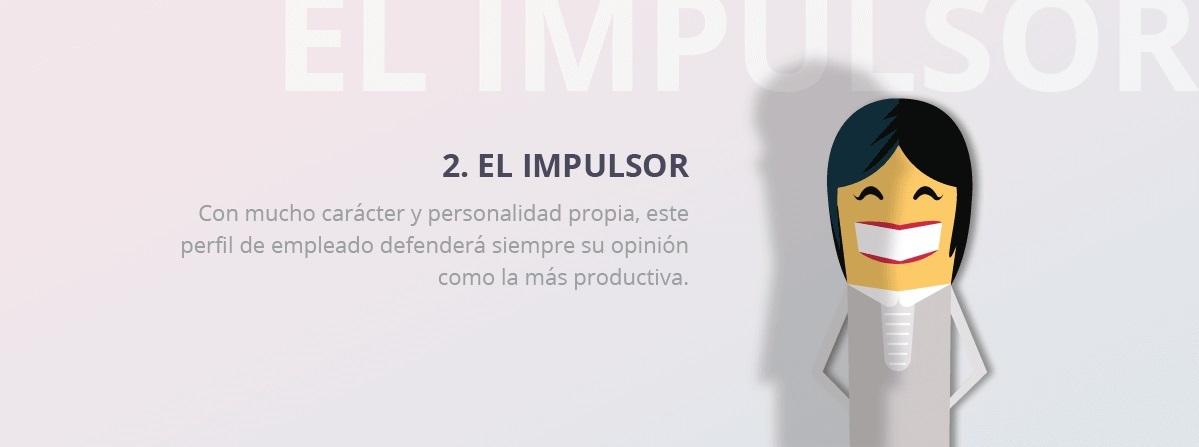 perfil limpulsor equipo trabajo