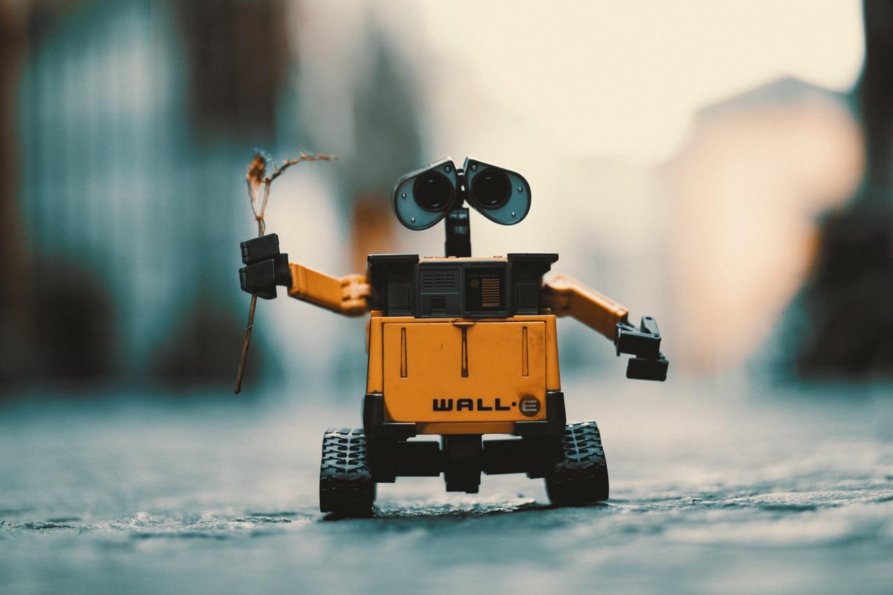 robot wall-e muneco