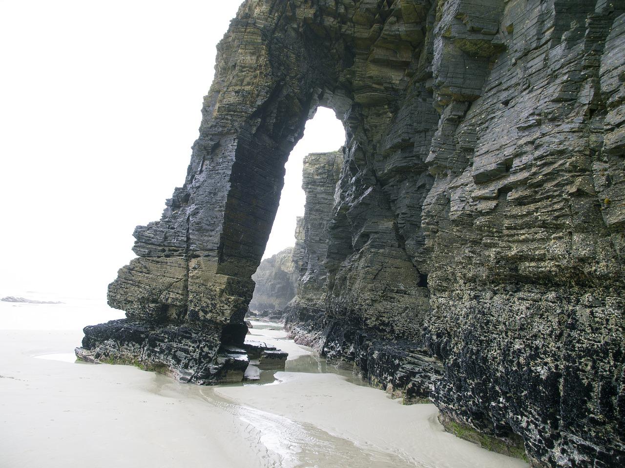 playa catedrales ribadeo