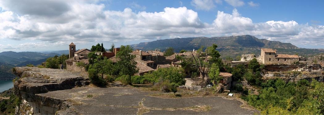 ciurana vista panoramica