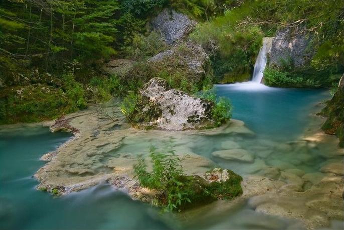 nacedero rio urederra