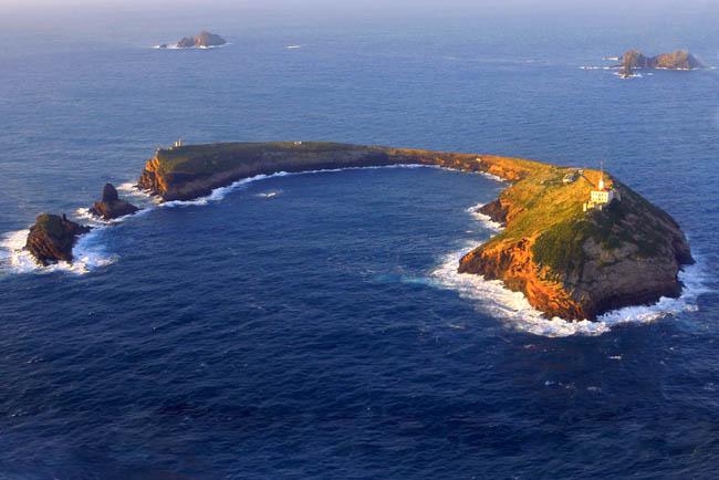 parque natural islas columbretes