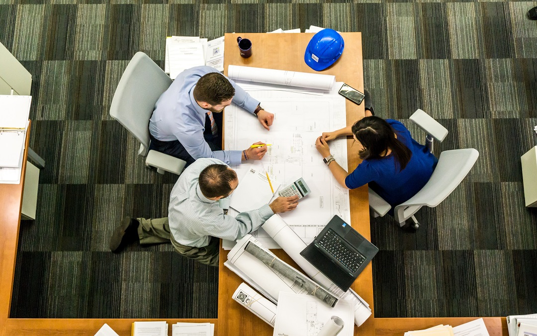equipo trabajo arquitectos