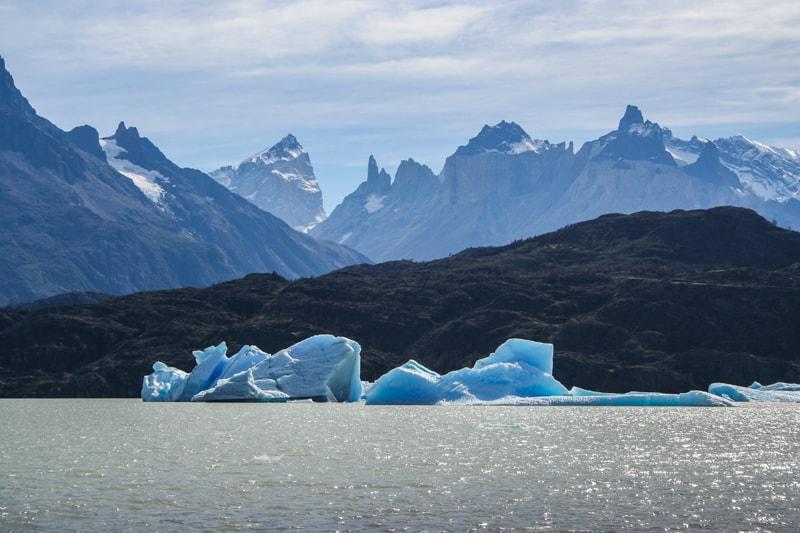 glaciares torres paine