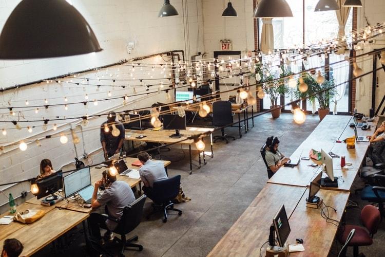 autonomos coworkin trabajando