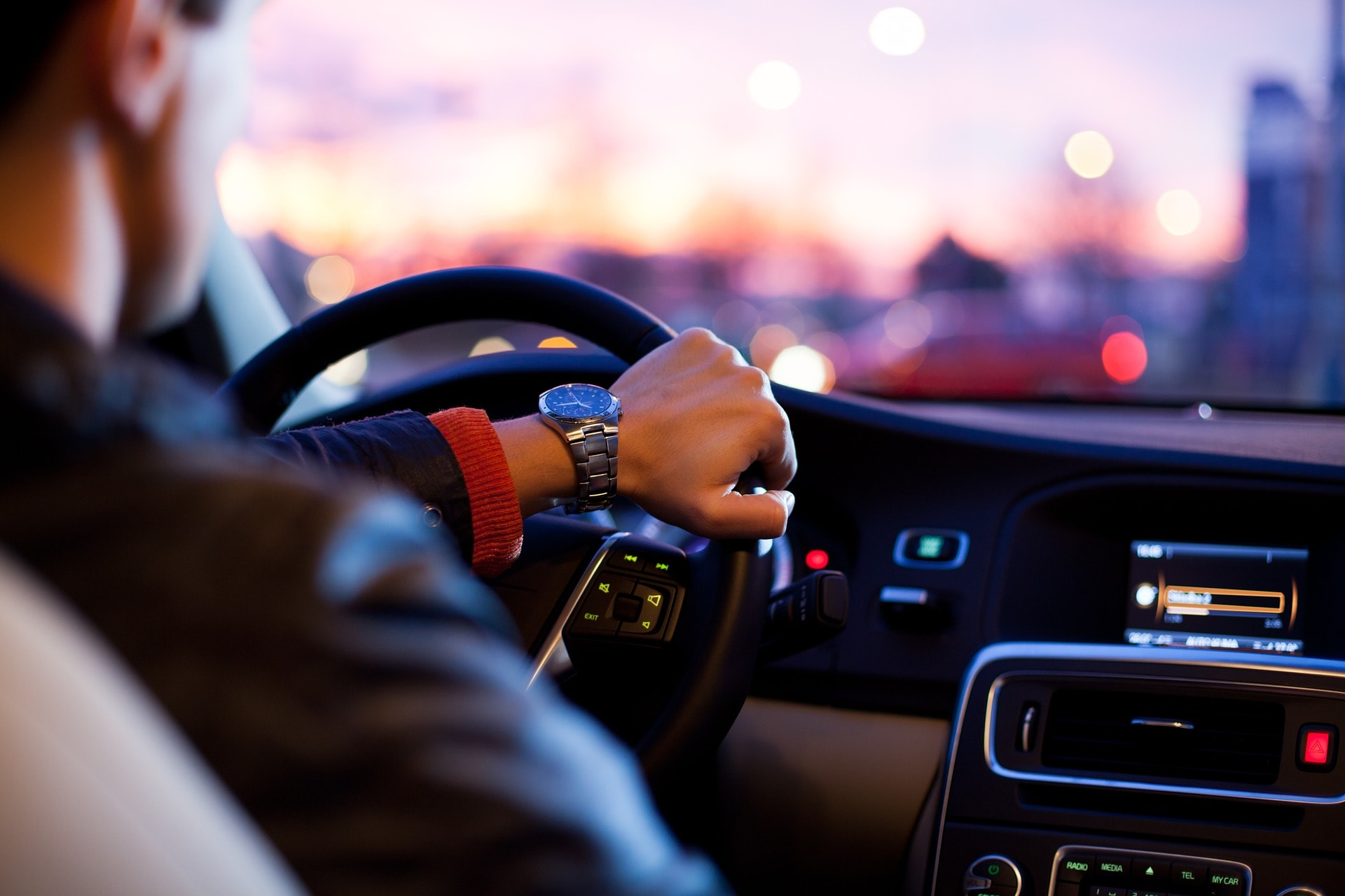 conducir automovil