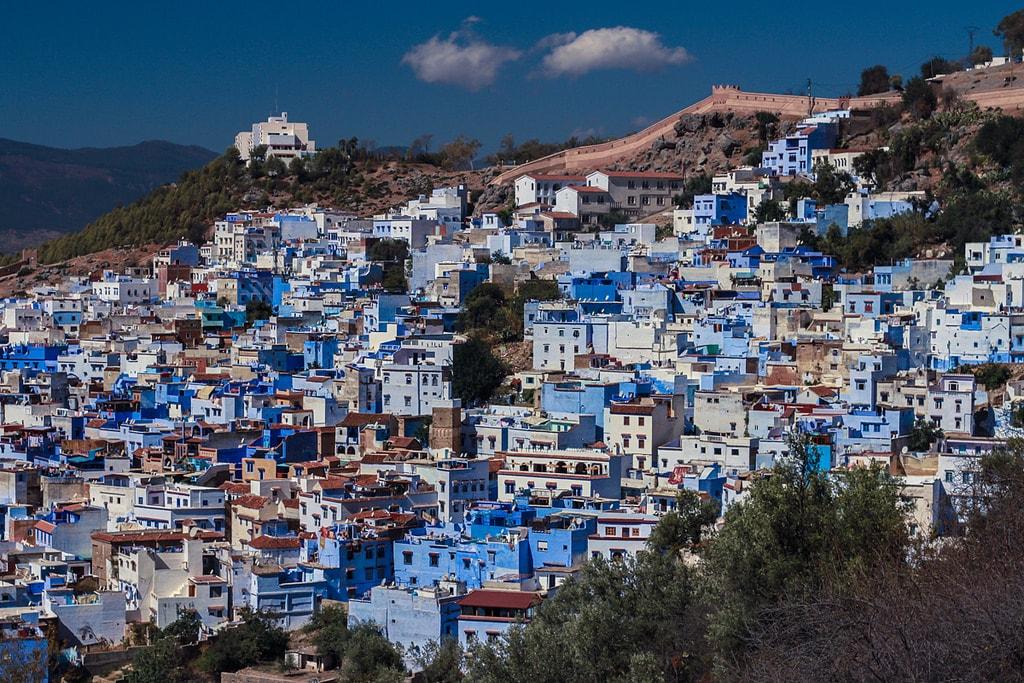chefchoauen ciudad azul