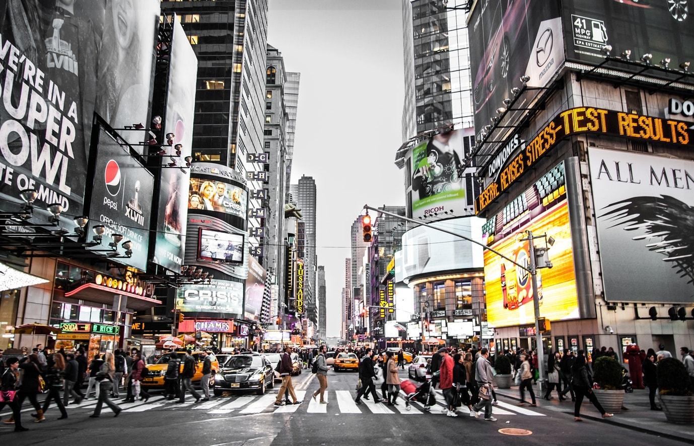 publicidad nueva york